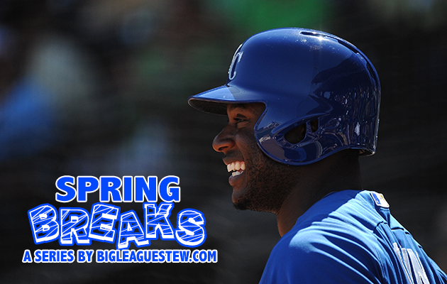 Spring Breaks: Lorenzo Cain chats about video games, his favori…