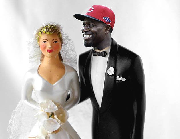 Brandon Phillips fields marriage proposal during Reds winter ca…
