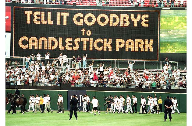 Candlestick Park to be demolished within year