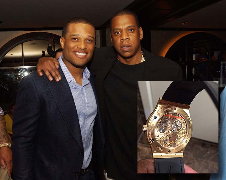 Cano Watch! Jay Z investigated for giving $33,900 timepiece to …