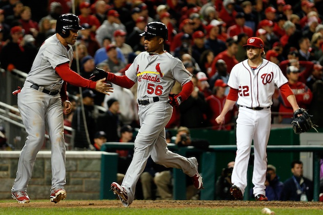 NLDS Game 5: Cardinals overcome 6-0 deficit to defeat Nationals…