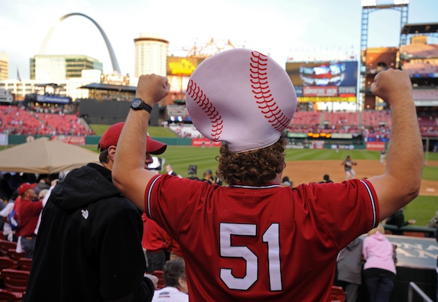 Leave the World Series for the Rams game? Cardinals fans name t…