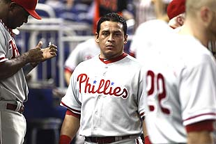 Carlos Ruiz suspended 25 games for taking banned stimulant