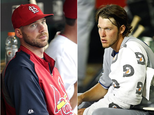 Ace race: Dodgers lose Clayton Kershaw, Cardinals gain Chris Ca…