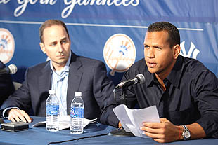 Alex Rodriguez waits for hip surgery date as Yankees power down