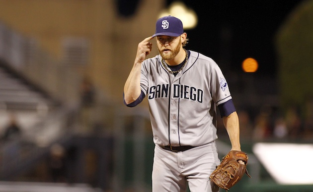 The Padres still don't have a no-hitter in franchise history, b…