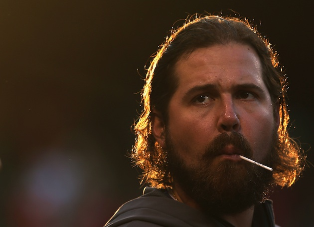Indians closer Chris Perez pleads no contest to marijuana charg…