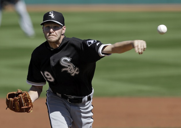 Sale? Sold! White Sox sign pitcher Chris Sale to $32.5 million …