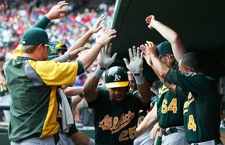 The Juice: Athletics sweep Rangers to jump 6 1/2 games ahead in…