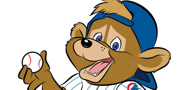 Cubs hire first official mascot in modern club history — Clark …