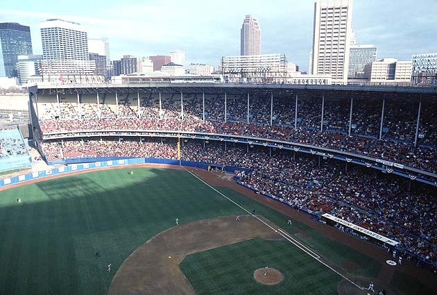 Rare single-admission doubleheader: Cleveland Indians host New …