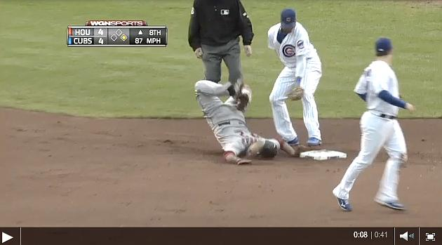 Carlos Corporán's face-plant slide signals end of worst Astros…