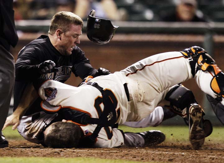 MLB will outlaw crashes at home plate