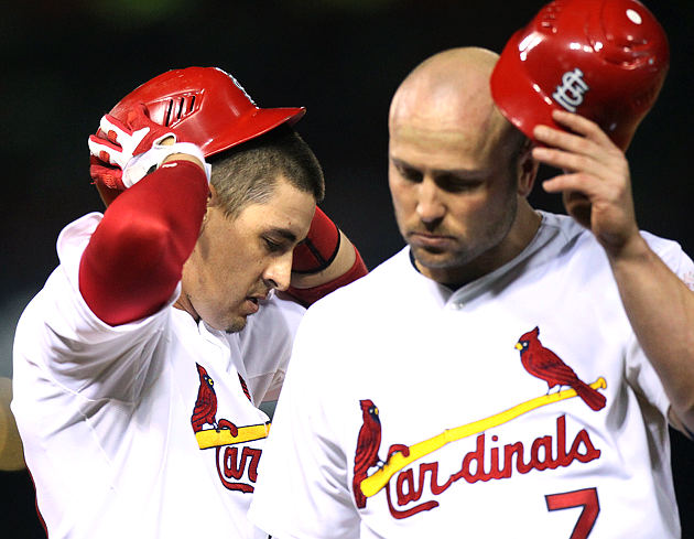 Cardinals back in (and back into) playoffs with Dodgers loss