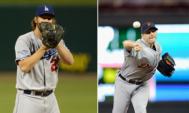 Clayton Kershaw, Max Scherzer dominate Cy Young voting like the…