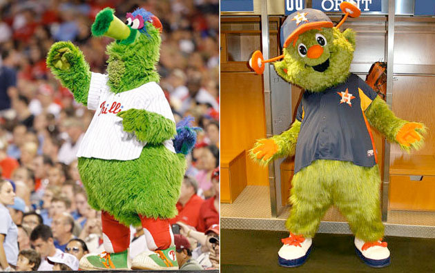 Big League Stew's Mascot Madness Day 9: The championship battle…