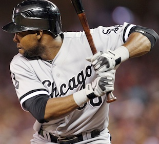 Alejandro De Aza's aversion to hitting into double plays could …