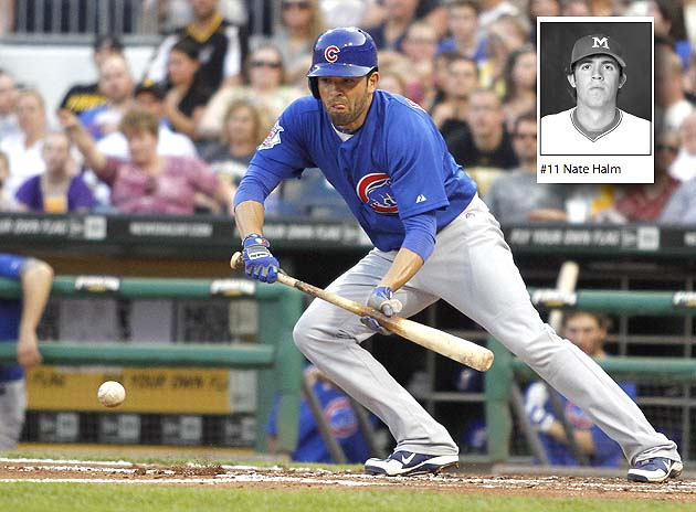 Chicago Cubs video assistant takes second to David DeJesus in t…