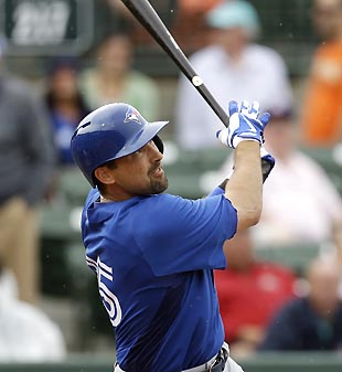 Toronto Blue Jays give Mark DeRosa a last shot