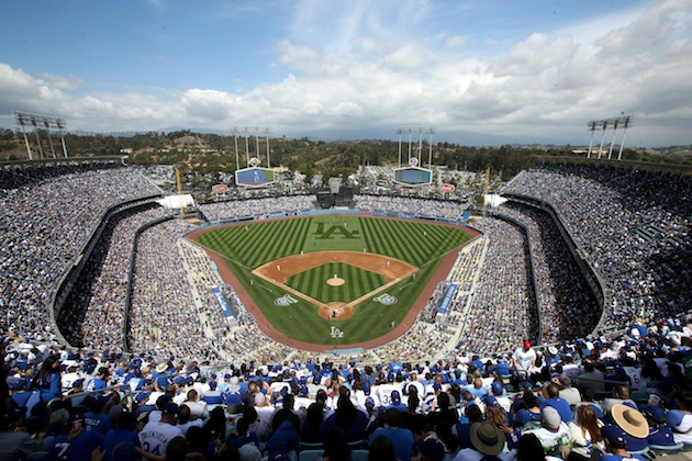 Report: Dodger Stadium has nearly $4 million worth of liens aga…