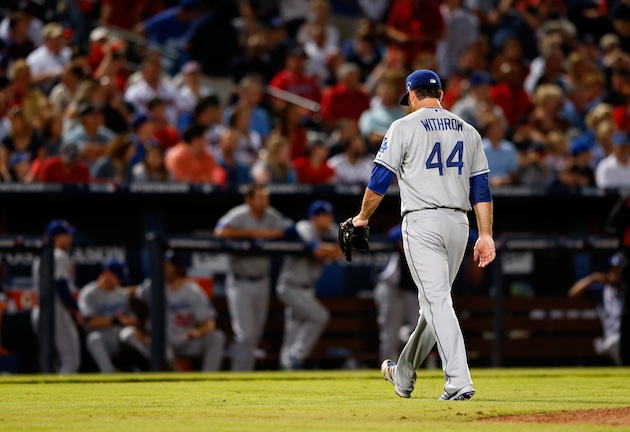 NLDS Game 2: Braves beat Dodgers 4-3 to even up series