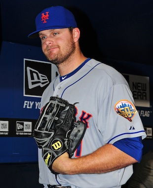 Lucas Duda breaks wrist while moving furniture