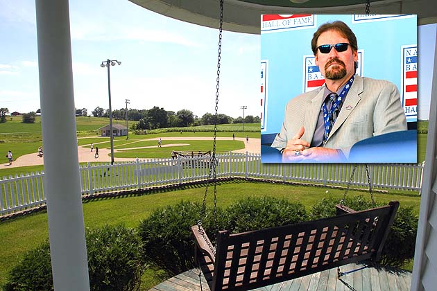 Wade Boggs buys a piece of the Field of Dreams, plans to develo…