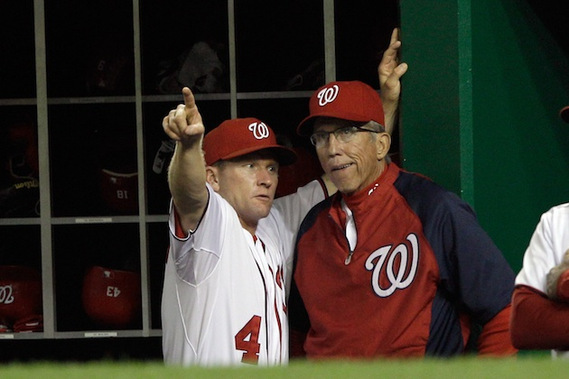 Washington Nationals fire hitting coach Rick Eckstein as offens…