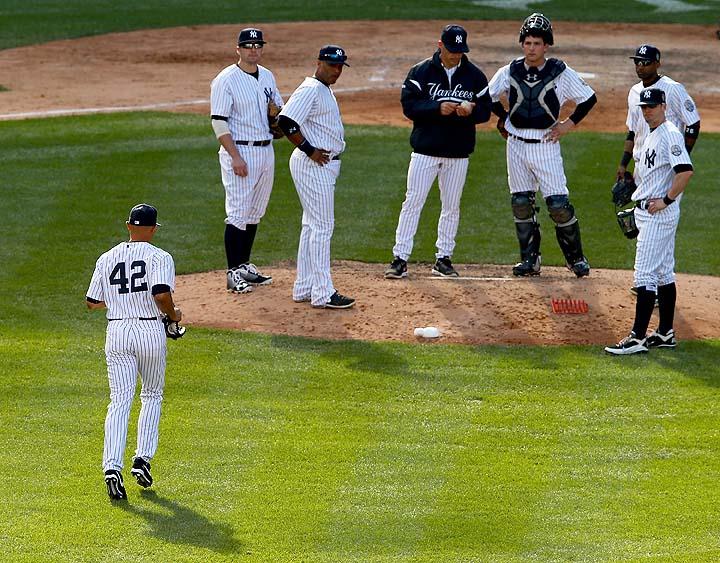 Exit Sandman: Mariano Rivera's last big party at Yankee Stadium