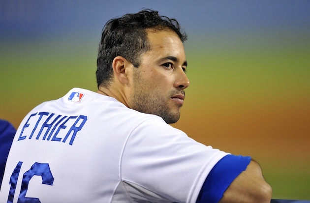 Andre Ethier, this is your life now that Yasiel Puig is around