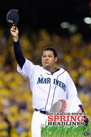 Spring headlines: King Felix gets his contract; Clay Buchholz h…