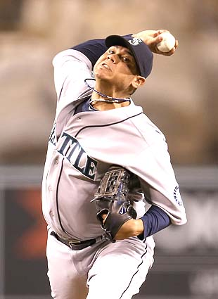 Felix Hernandez's elbow 'issue' complicates $175 million contra…