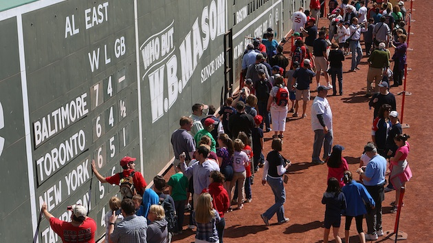 After Boston Marathon bombing, Red Sox reschedule Fenway Park o…