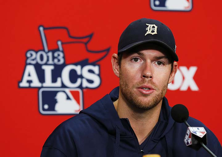 Tigers trade Doug Fister to Nationals for Steve Lombardozzi, Ia…