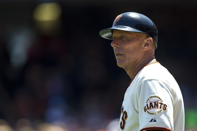 Giants coach Tim Flannery says Dodgers 'failed in the humanity …