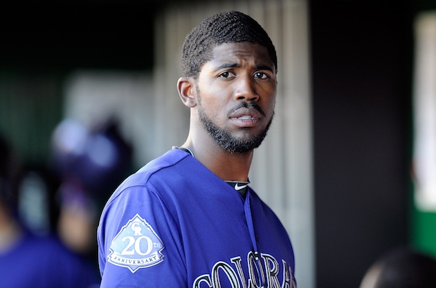 Dexter Fowler traded from the Rockies to the Astros —yes, the …