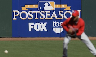 Baseball's postseason will air mostly on cable starting in 2014