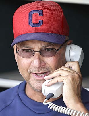 Manager Terry Francona gets lost on two-block walk to Cleveland…