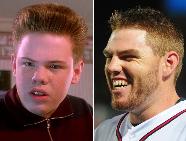 Freddie 'Adult Buzz McCallister' Freeman leads MLB in walkoff h…