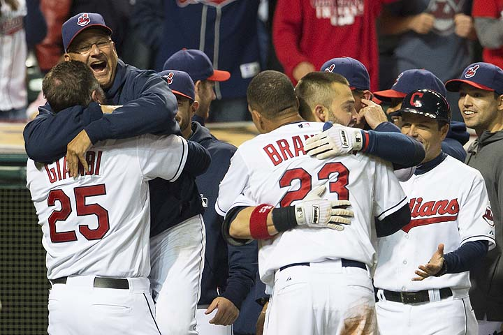Jason Giambi walkoff homer rescues Indians after Chris Perez bl…
