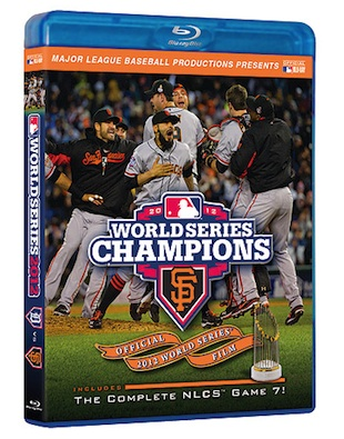 Review: San Francisco's 2012 World Series film