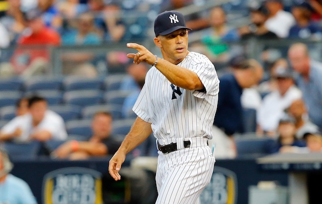 Joe Girardi and the New York Yankees agree to new four-year con…