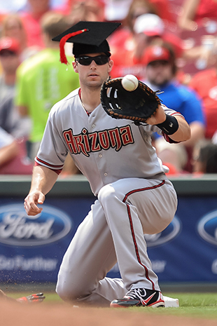 Paul Goldschmidt gets his bachelor's degree online while puttin…