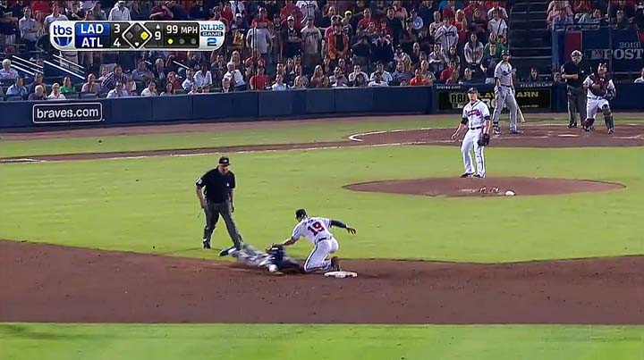 Pure shock: Dodgers' Dee Gordon gives best reaction ever to bei…