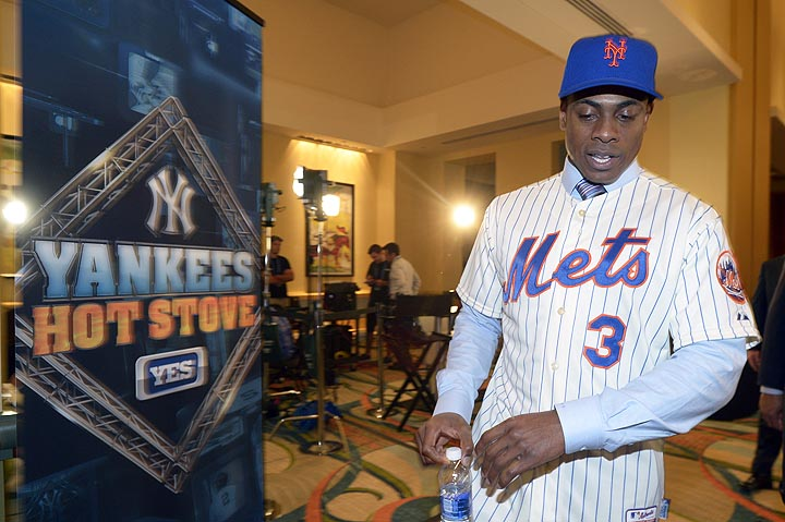 Curtis Granderson: People say 'true New Yorkers are Mets fans'