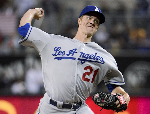 Zack Greinke's ahead of schedule in injury rehab - he's pitchin…