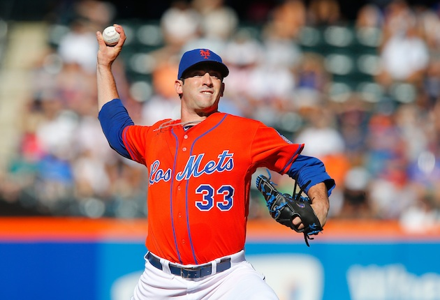 Matt Harvey has partially torn UCL, may need Tommy John surgery