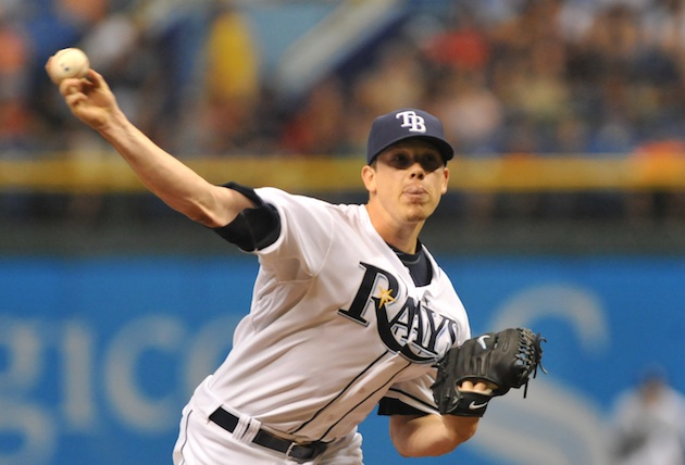 Why losing Jeremy Hellickson for two months may not be the wors…