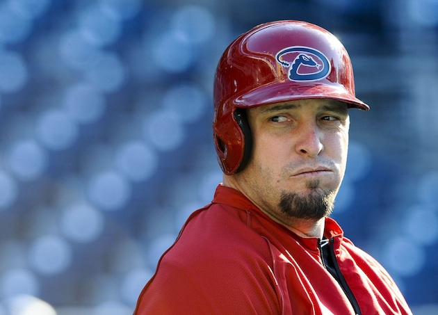 Eric Hinske's five-game suspension from D-backs, Dodgers brawl …