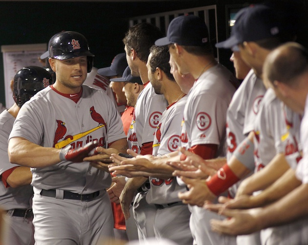 The Juice: The Cardinals score seven runs in the 10th inning to…